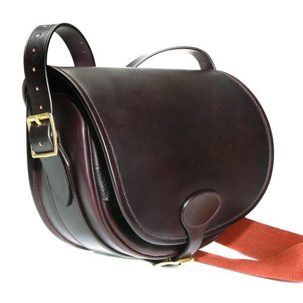 Leather Loader Cartridge Bag 100+